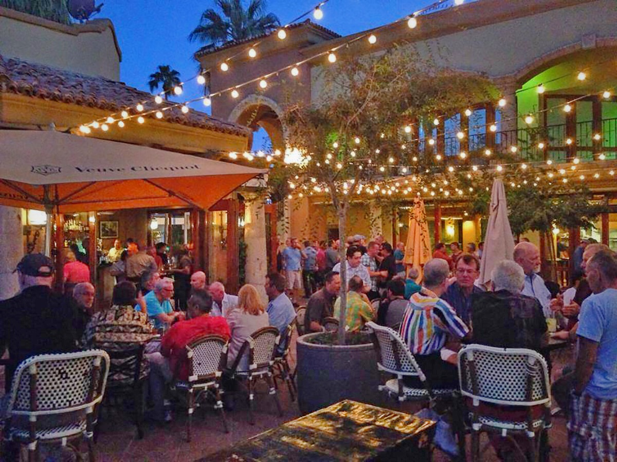 Palm Springs Restaurants Palm Springs Dining